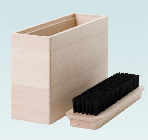 ‹CLEANING SHOE BOX› - product images  of