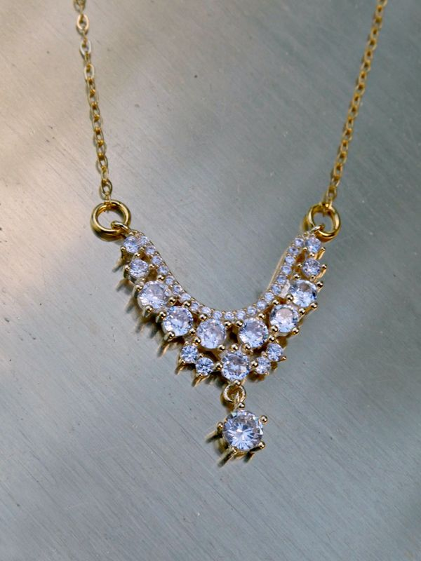 Twinkling Lights Necklace - product image