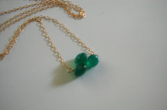 Emerald,green,quartz,onion,briolette,necklace,Jewelry,Necklace,Locket,emerald_green,green_quartz,onion_briolette,pendant,locklet,holiday,elegant,feminine,team,ohcanada_team,handmade,cij,gold_filled,emerald