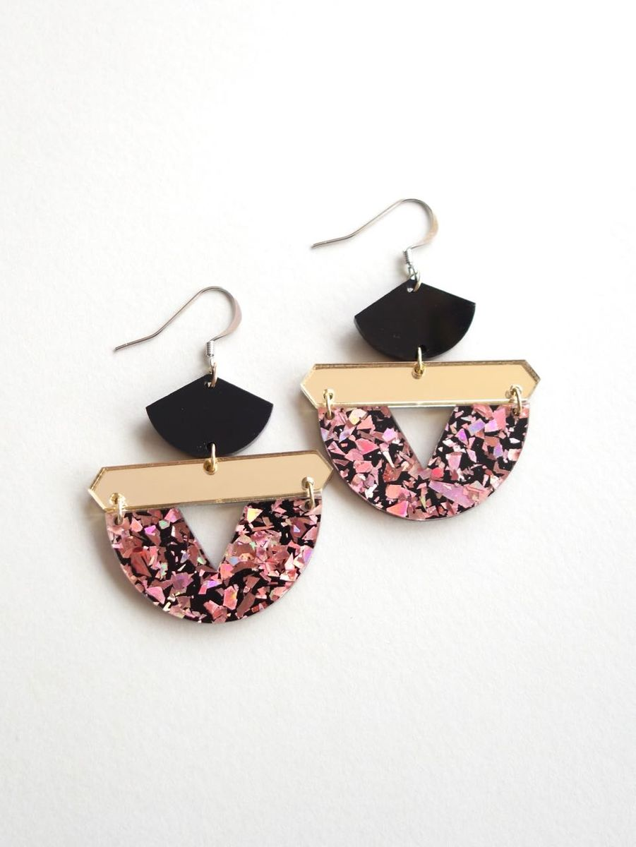 Disco Crush Earrings - product images  of