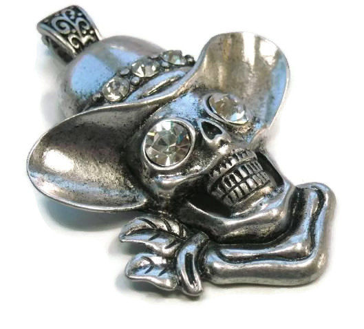 Magnetic Skull Pendant - product images  of