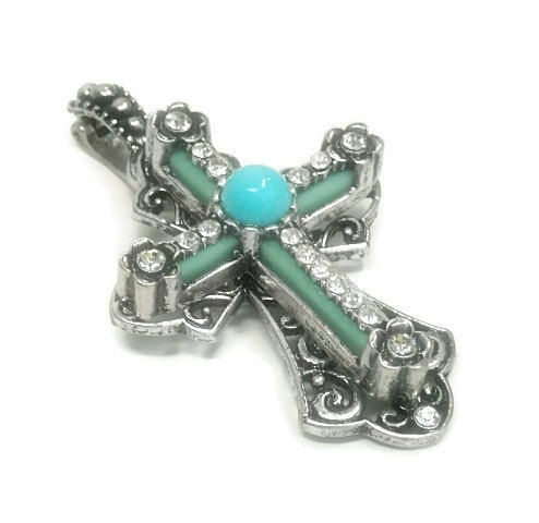 Magnetic Cross Pendant - product images  of