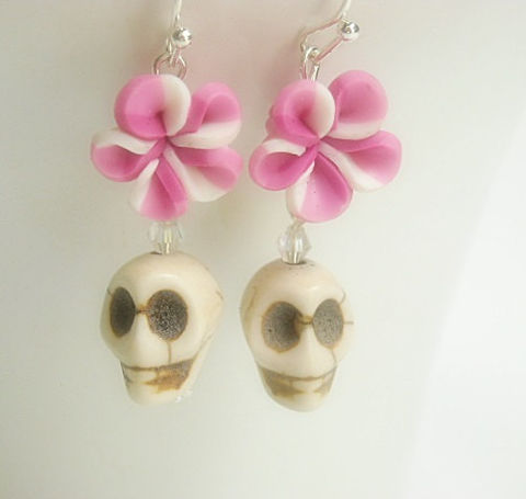 Skull,Earrings,with,Roses,,Day,of,the,Dead,,Dia,de,los,Muertos,,White,,Pink,,Southwest,,Cowgirl,,Frida,Kahlo,,Sugar,Skull,,Halloween,Jewelry,Dangle,Skull_Earrings,Day_Of_The_Dead,Dia_De_Los_Muertos,Cowgirl_Earrings,Southwest_Earrings,Skulls_And_Roses,White_Skulls,Frida_Jewlery,Sugar_Skull_Earrings,Pink_Rose,Teen_Jewelry,black_friday_cyber_m,daisy spacer,14mm magnesit