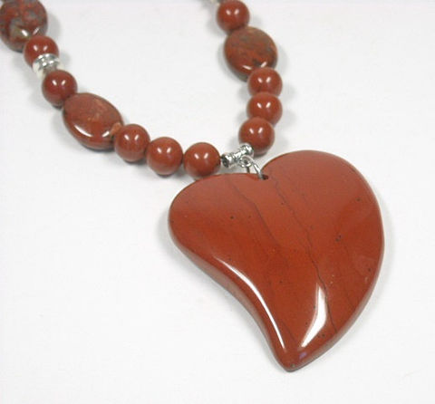 Gemstone,heart,necklace:,red,creek,Jasper,stone,necklace,,Valentines,jewelry,,gift,for,girlfriend,wife,anniversary,Jewelry,Necklace,love_necklace,gift_for_wife,heart_necklace,valentines_necklace,heart_jewelry,gemstone_heart,stone_heart_necklace,gemstone_necklace,red_gemstone,jasper_heart_pendant,red_creek_jasper,red_heart_jewelry,gift_for_girlfriend,sterling silver sp