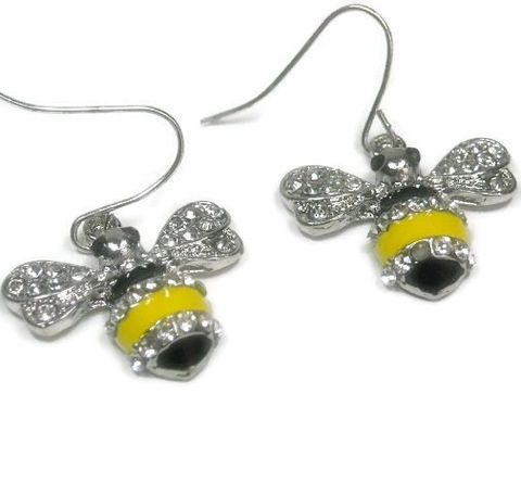 Bumble,Bee,Earrings,,Bumblebee,Dangle,Charm,,Insect,Jewelry,,Rhodium,,Nature,,Symbolic,,Rhinestone,Boho,,Bug,Jewelry,Earrings,bumble_bee_earrings,Bee_dangle_earrings,Bee_jewelry,Insect_jewelry,Bug_jewelry,symbolic_bee,rhinestone_bee,bumblebee_earrings,Bee_charm_earrings,rhodium,nature_jewelry,bumble_bee_jewelry,bumble bee charm,rhodium earwires
