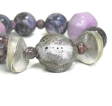 Purple,Turquoise,Bracelet,-,Genuine,Dyed,Stretch,Chunky,Boho,December,Birthstone,Asymmetrical,Lilac,Mocha,Gemstone,Jewelry,turquoise_bracelet,purple_turquoise,turquoise_jewelry,chunky_bracelet,buffalo_stone,gemstone_bracelet,december_birthstone,lavender,mocha,boho_bohemian,white_turquoise,stretch_bracelet,black_friday_cyber_m,20mm turquoise rondelles,6mm musc