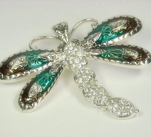 Dragonfly Magnetic Pendant - product images  of