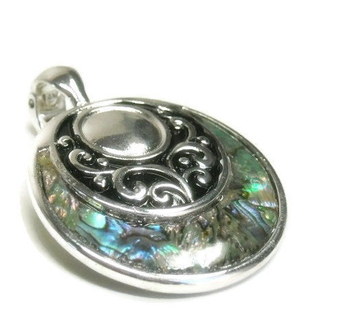 Abalone Magnetic Pendant - product images  of