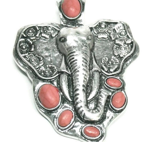 Magnetic Elephant Pendant - product images  of