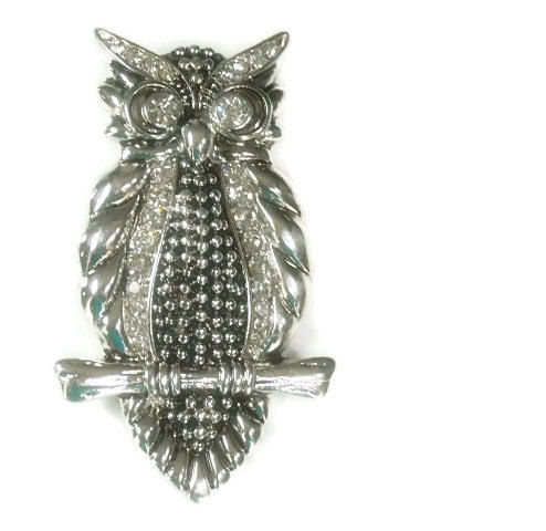 Owl Clip On Pendant - product images  of
