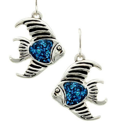 Fish,Earrings,,Blue,Sparkling,Tropical,Dangle,Summer,,Beach,,Sea,Life,,Ocean,Theme,Jewelry,,Glitter,Jewelry,Earrings,fish_earrings,tropical_fish,sea_life_earrings,bubble_fish,beach_jewelry,summer,dangle,fish,fishes,ocean_theme,sea_life,blue_glitter_fish,tt_tpt_punks_123,tropical fish charms,silver plated earwires,glitter epoxy