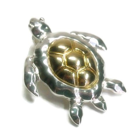 Magnetic,Turtle,Pendant,Turtle Magnetic Pendant, Clip On Interchangeable, Tortoise Magnetic Necklace Pendant - Beach, Symbolic Animals, Sea Life, Removable Pendant, Spirit Animal, Jewelry Supplies