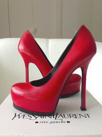 YSL,YVES,SAINT,LAURENT,TRIBTOO,RED,ysl, tribute, tribtoo pump, ysl, ysl shoes