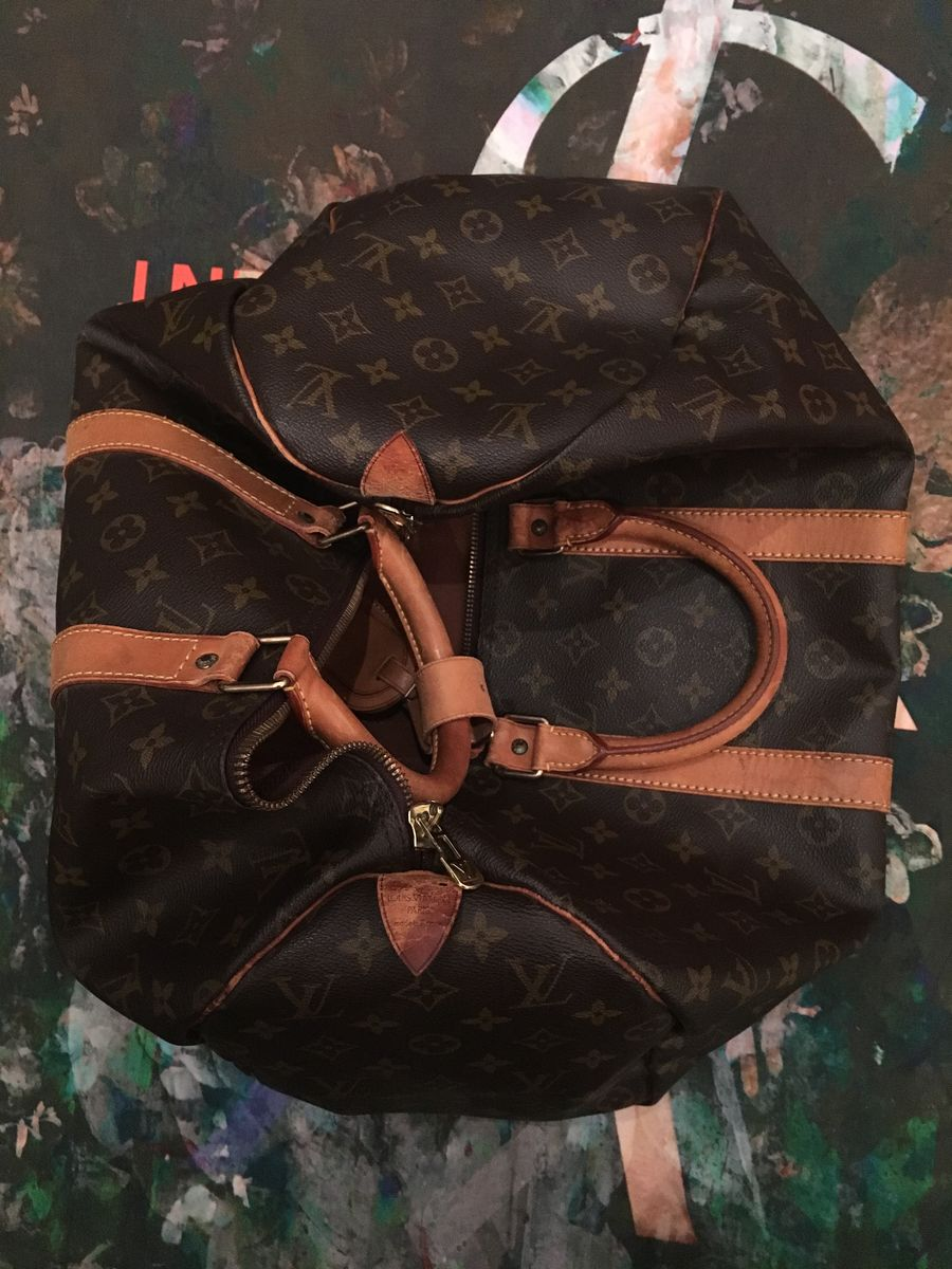 Louis Vuitton Keepall Luggage 45 - product images  of