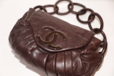 Chanel,Leather,Bag, Rare, Handbags, Consignment