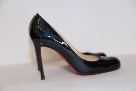Christian,Louboutin,Patent,Heel,Cristian Louboutin, Patent leather, heels, women's shoes