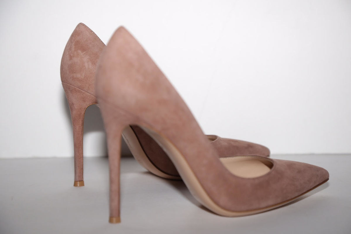 Gianvito Rossi  Suede Pumps - product images  of