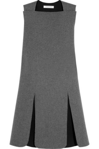 JW,ANDERSON,DRESS,JW ANDERSON, consignment, neoprene dressJ.W.Anderson Women's Gray Neopreneeffect Woolblend Mini Dress, jw anderson