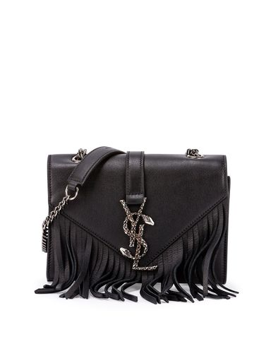 SAINT,LAURENT,MINK,CROSSBODY,Saint Laurent, Crossbody, Woc, wallet on chain, leather bag
