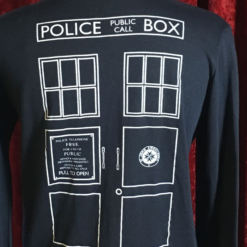 Tardis - Cardigan/Sweater - BBC - Dr Who - product images  of