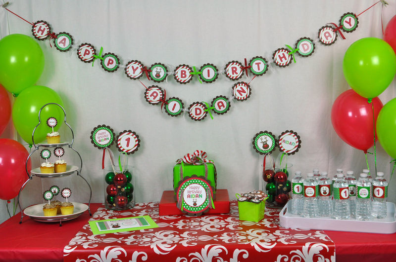 Christmas Party Theme Ideas Part - 43: Simple Christmas Party Ideas Home Decorating Interior Design