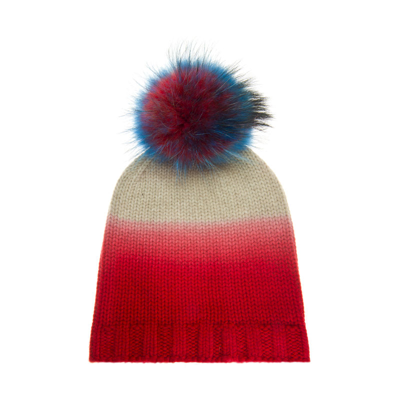 Degradé with Fur Pompon - product images  of