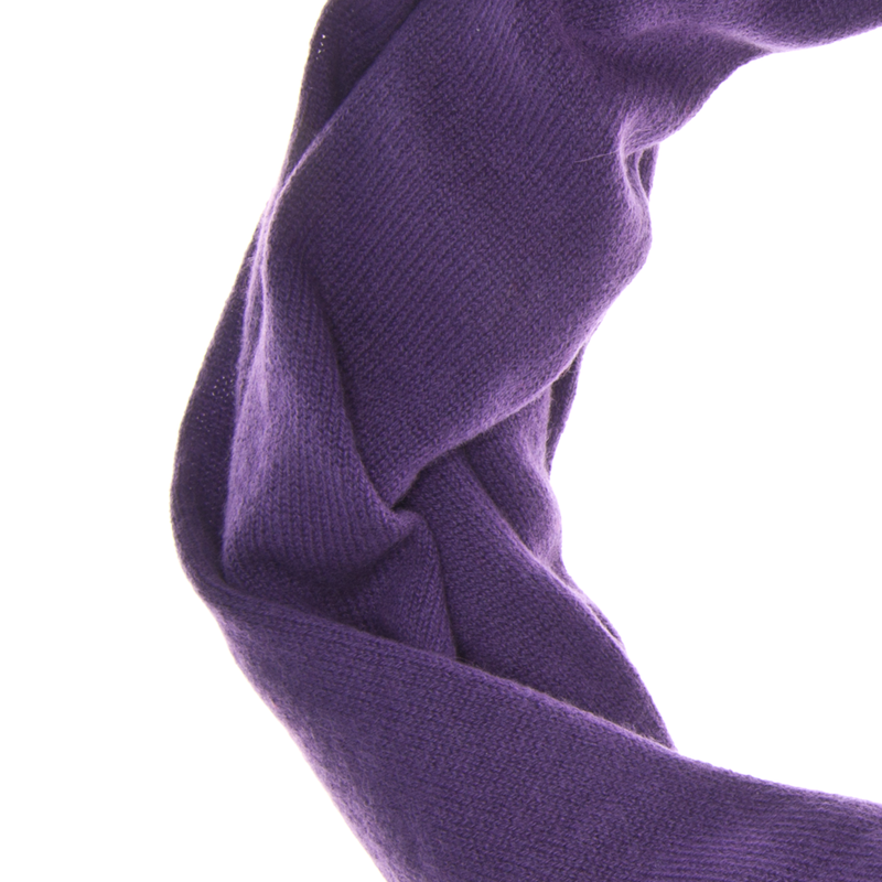 SCARF, BIG SHAWL or MEGA STOLE - Purple - product images  of