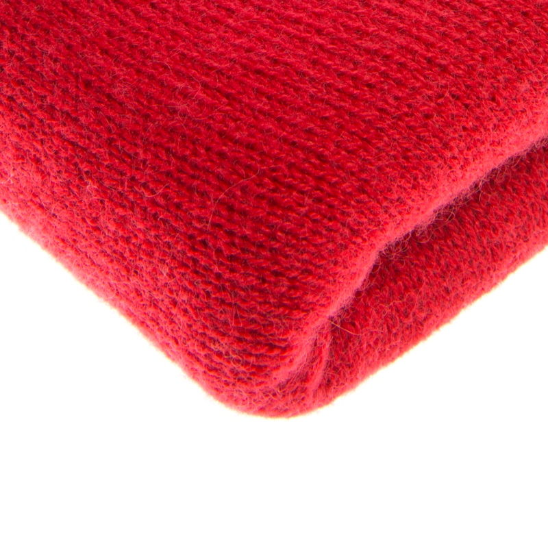 SCARF, BIG SHAWL or MEGA STOLE - Red - product images  of
