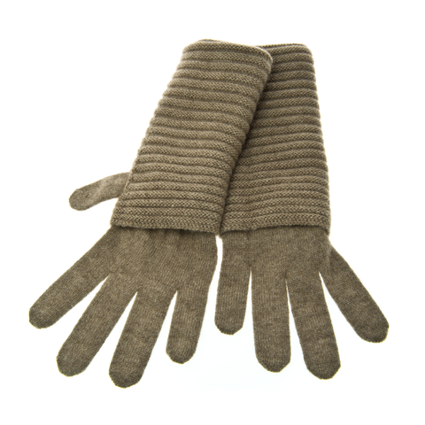 The,Wonder,Gloves,-,BROWN,The Wonder Gloves Cashmere Kaschmir Braun Brown Handschuhe