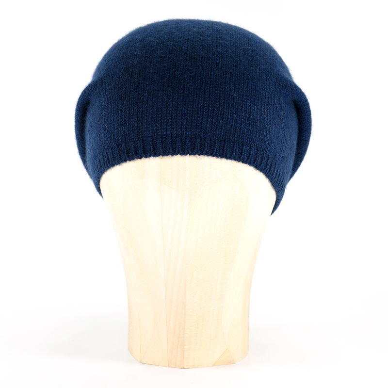 Star Beanie - Midnight Blue - product images  of