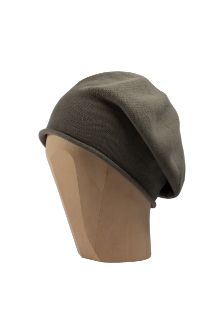Kopka Cotton Roll-Up Beret - Flanell - product images  of