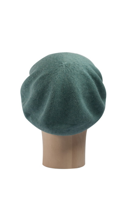 Kopka Cotton Roll-Up Beret - Ice Blue - product images  of