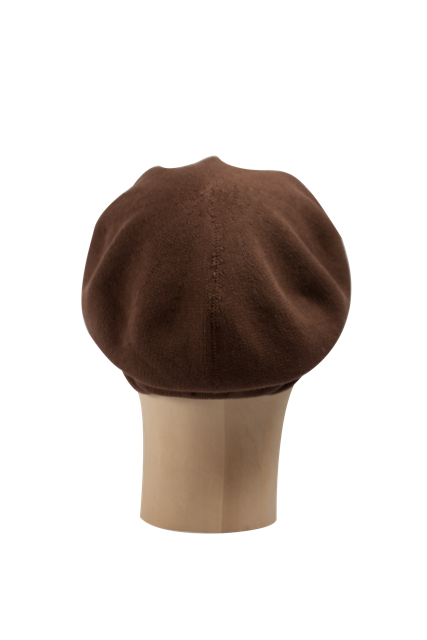 Kopka Cotton Roll-Up Beret - Nougat - product images  of