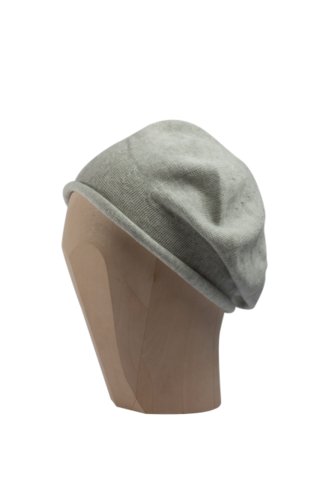 Kopka,Cotton,Roll-Up,Beret,-,Heathered,Marble,Cotton Beanie Kopka Jennigraf Kopka Cotton Bere Heathered Marble Beret Basque Chemo Hat Indoor Summer