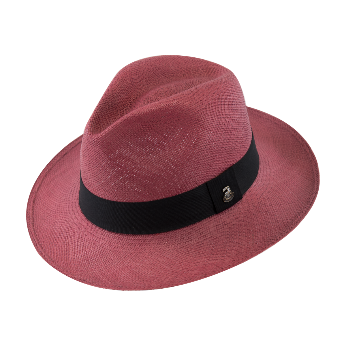 Classic Panama Red with Black Band - product images  of