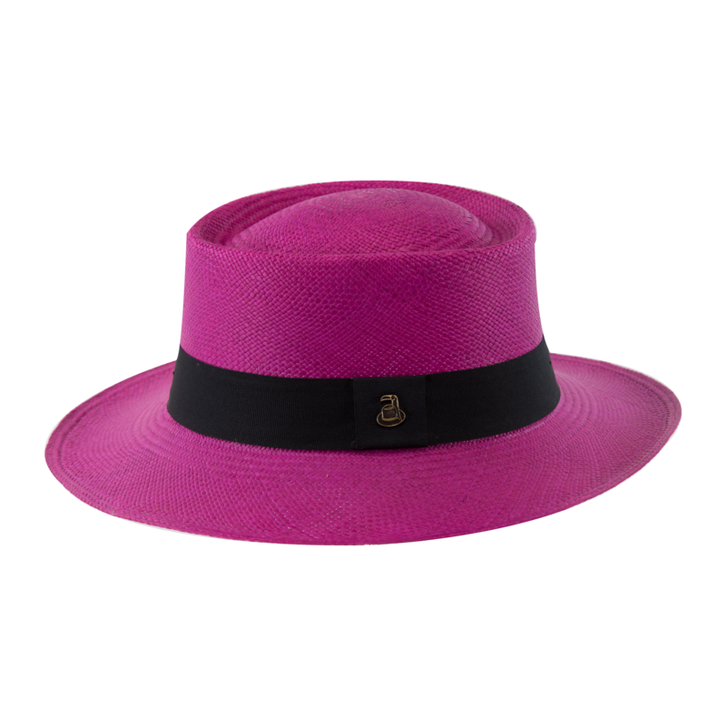 Dumont Fuchsia with Black Band - product images  of