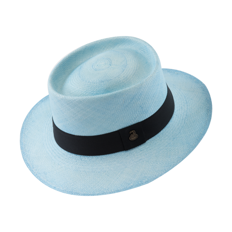 Dumont Light Blue with Black Band - product images  of