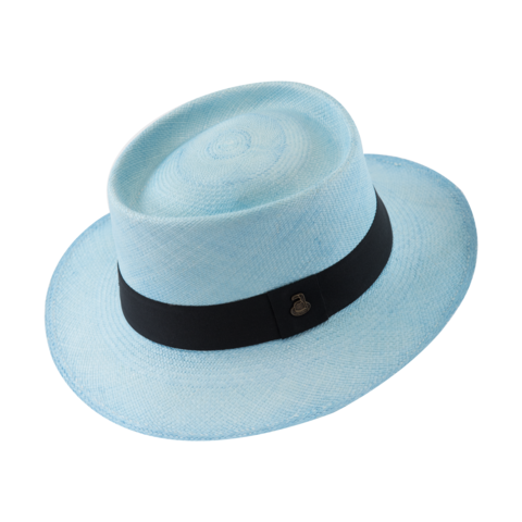 Dumont,Light,Blue,with,Black,Band,Dumont Light Blue with Black Band