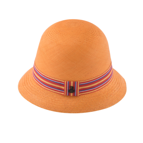New,Cloche,Orange,New Cloche Orange