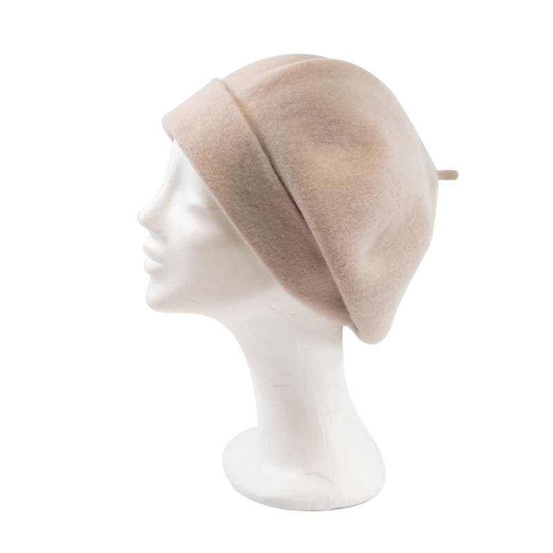 Kopka Roll Up Beret - Puder - product images