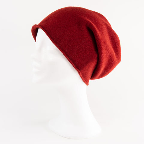 Kopka,NeRo,Beanie,-,Chili,Kopka Ne Ro Beanie - Wool Wolle Unisex Chilli Red Rot Chilli