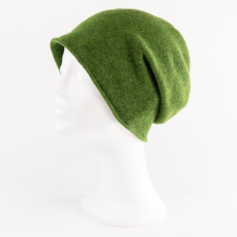 Kopka,NeRo,Beanie,-,Green,Mix,Kopka Ne Ro Beanie - Wool Wolle Unisex Green Mix Sprout Erbse Grün Green