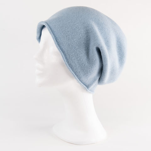 Kopka,NeRo,Beanie,-,Ice,Blue,Kopka Ne Ro Beanie - Wool Wolle Unisex Ice Blue Eis Blau Hell Light Baby