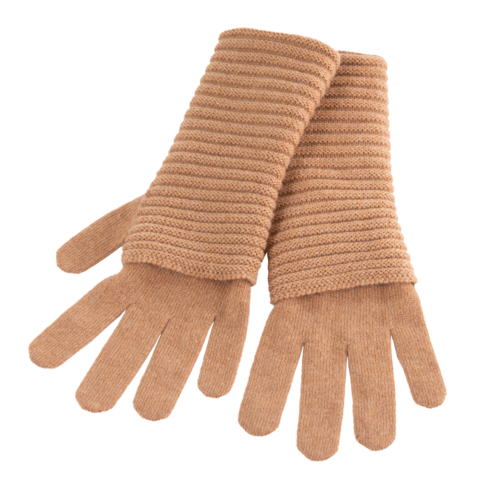 The,Wonder,Gloves,-,CAMEL,The Wonder Gloves Cashmere Kaschmir camel kamel brown Handschuhe
