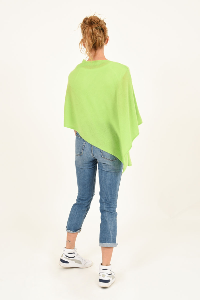 Poncho - Dress Topper - Apple - product images  of