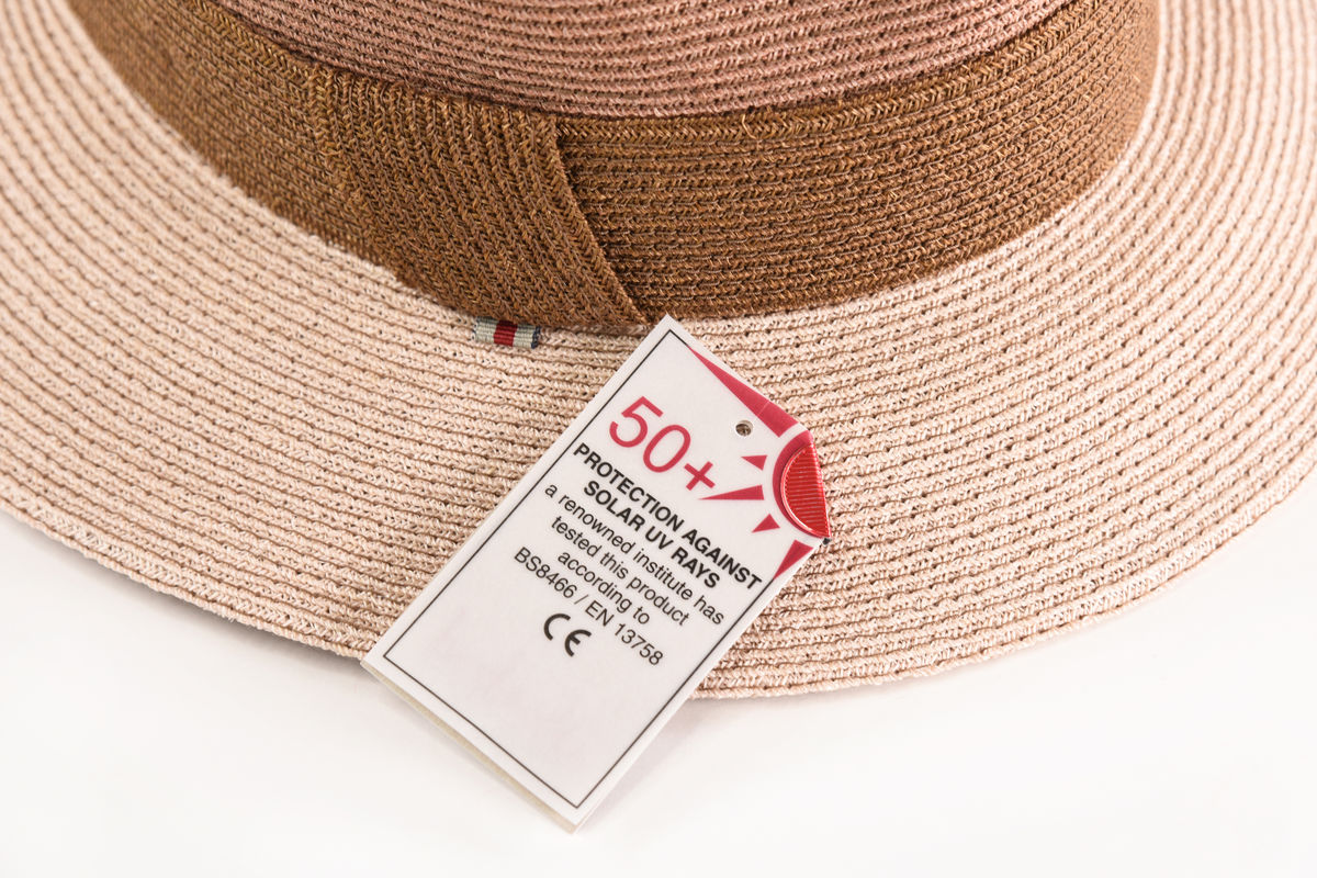 Hemp Bogart Rollable SPF +50 - Coral - product images  of