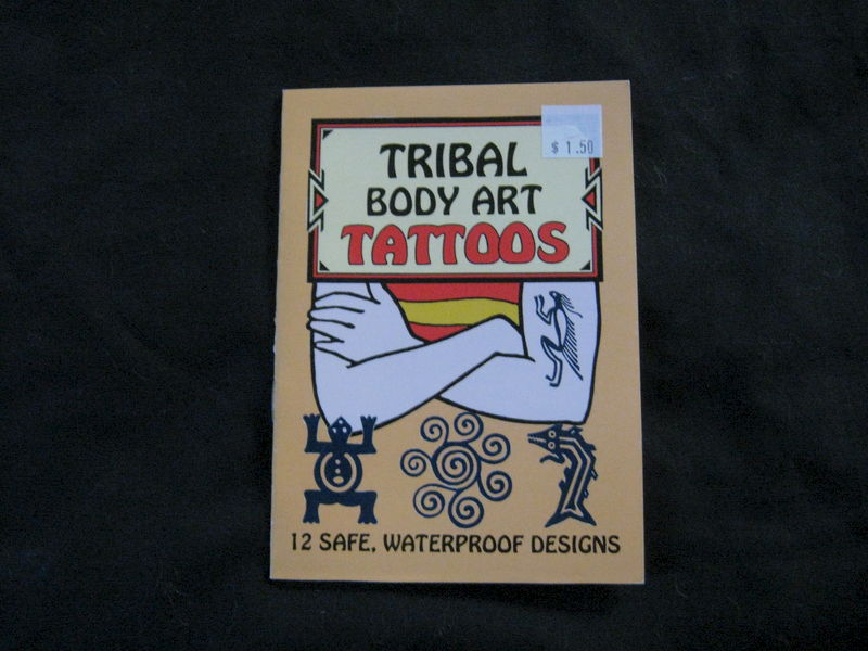 Tribal Body Art Tattoos by Anna Pomaska - product images  of