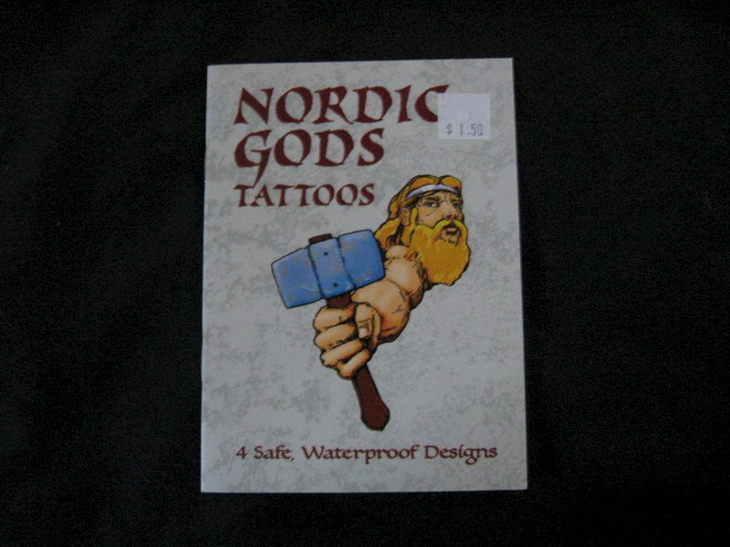 Nordic Gods Tattoos by Jeff A. Menges - product images  of