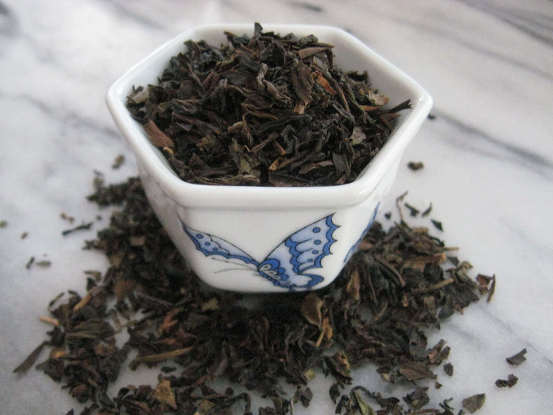 Oolong Loose Black Tea, Camellia sinensis - product images  of