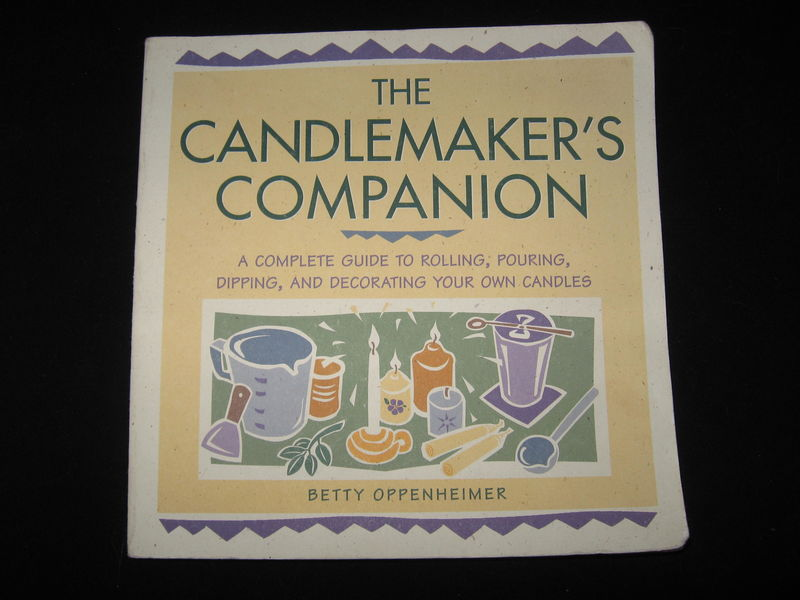 The Candlemaker's Companion by Bette Oppenheimer - product images  of